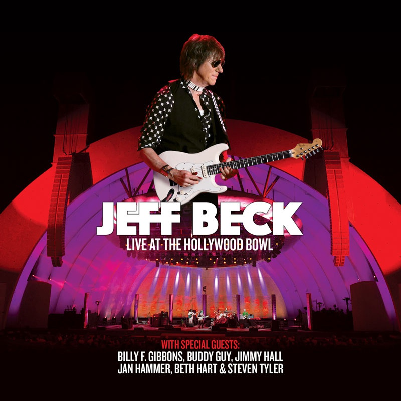 ДЖЕФФ БЕК - LIVE AT THE HOLLYWOOD BOWL