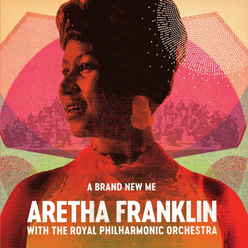 ARETHA FRANKLIN WITH THE ROYAL PHILHARMONIC ORCHESTRA